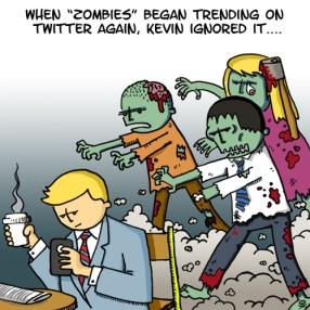 Zombie Trends